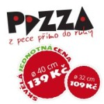 Pizza z pece