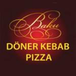 Baku Döner kebab pizza